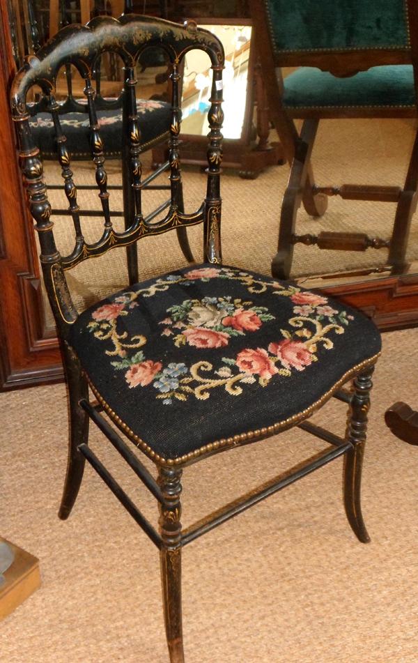 chaise napol on iii le coup de coeur brocante. Black Bedroom Furniture Sets. Home Design Ideas