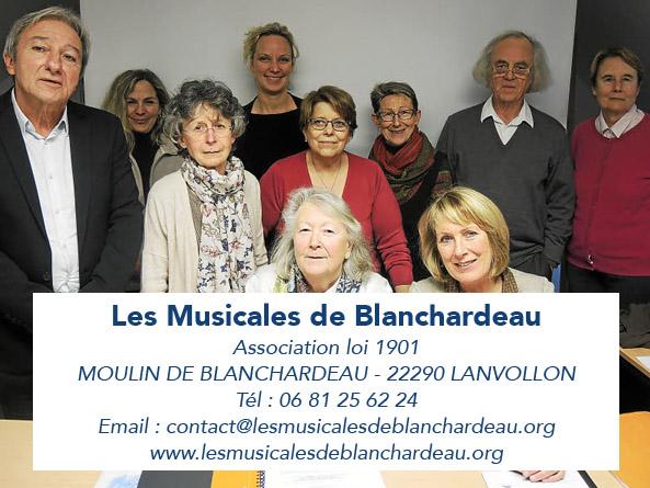 MUSICALE BLANCHARDEAU