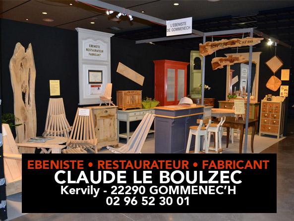 CLAUDE LE BOULZEC