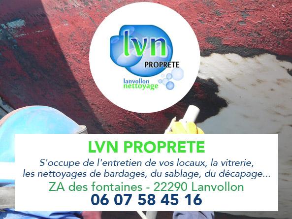 LVN PROPRETE